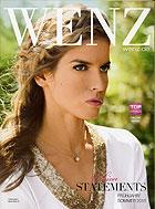 Wenz - каталог сезона весна-лето 2015 предлагает все многообразие новых направлений в дизайне модной и стильной женской, мужской одежды, одежды для отдыха и