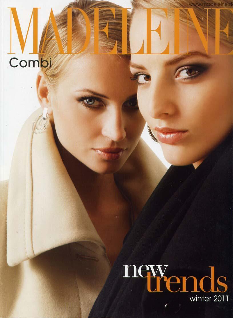 Madeleine trend selection - каталог эксклюзивной и притенциозной модной женской одежды сезона весна-лето 2014