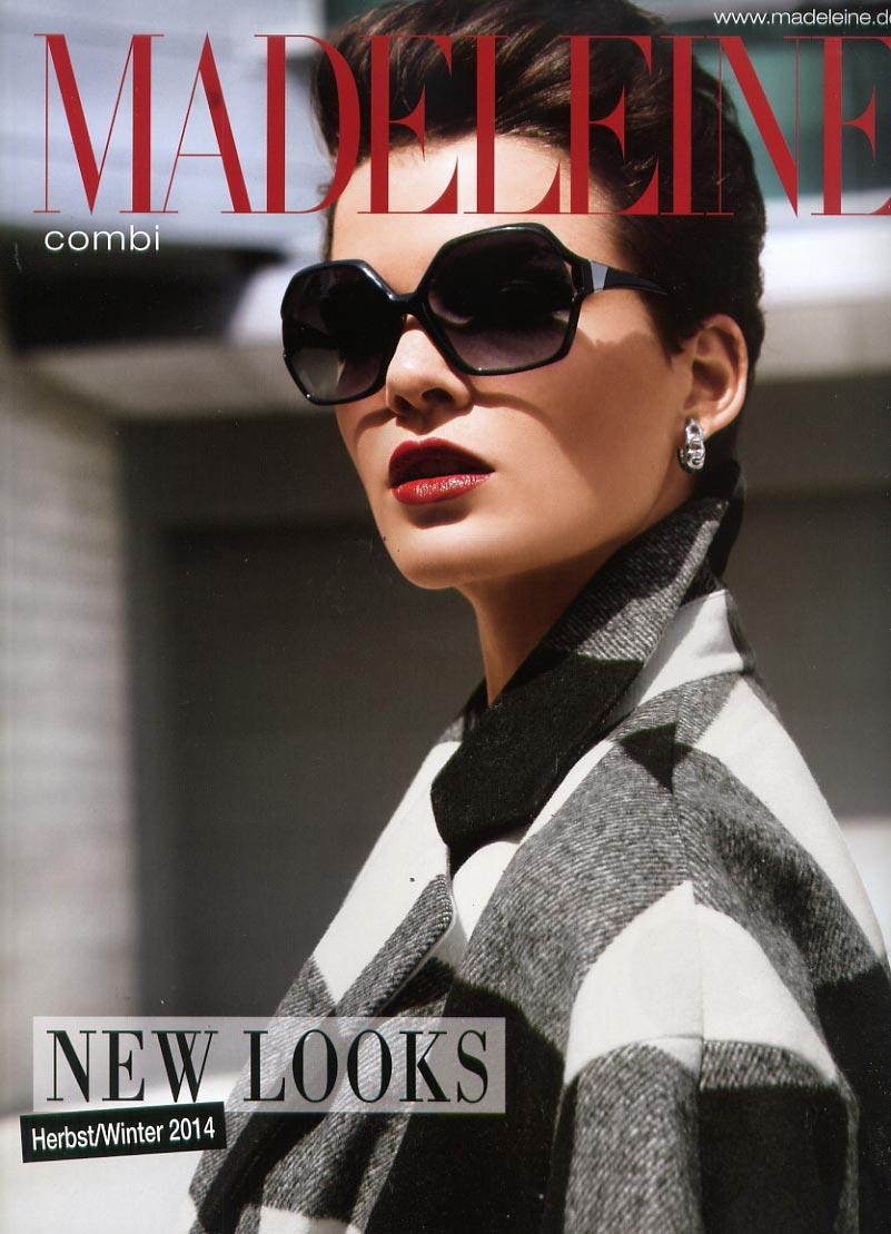 Madeleine combi - каталог эксклюзивной и притенциозной модной женской одежды сезона осень-зима 2010/11